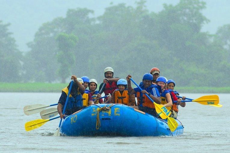 White Water Rafting in Kolad - Tour