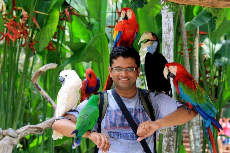 EsselWorld Bird Park Ticket in Mumbai - Tour