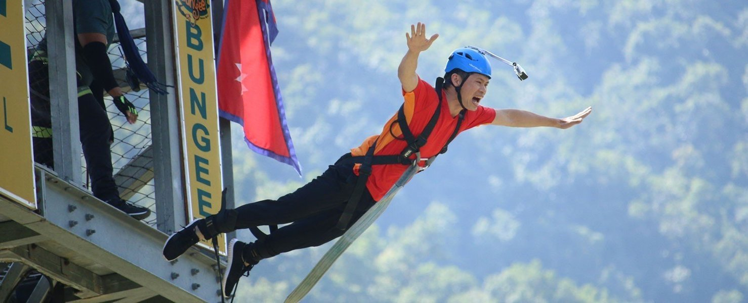 Bungee Jumping Experience in Goa - Tour
