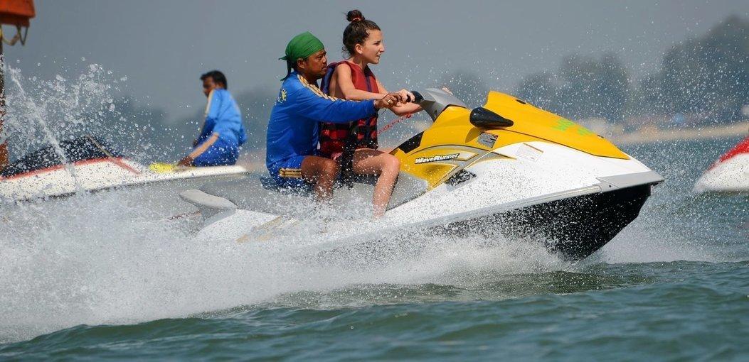 Divar Island Water Sports Experience in Goa - Tour