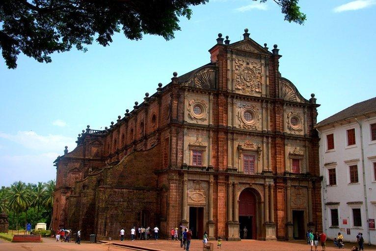 South Goa Tour by Luxury Coach - Tour