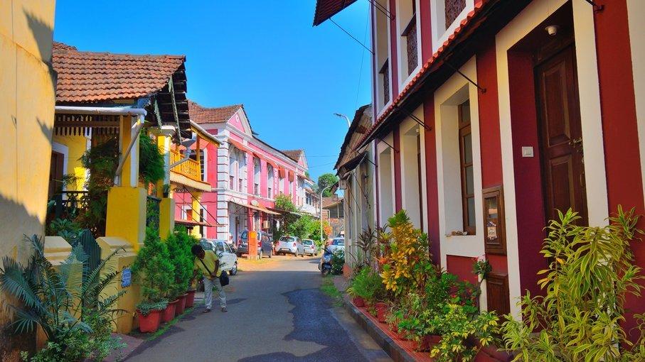 Goa Walking Tour - Tour