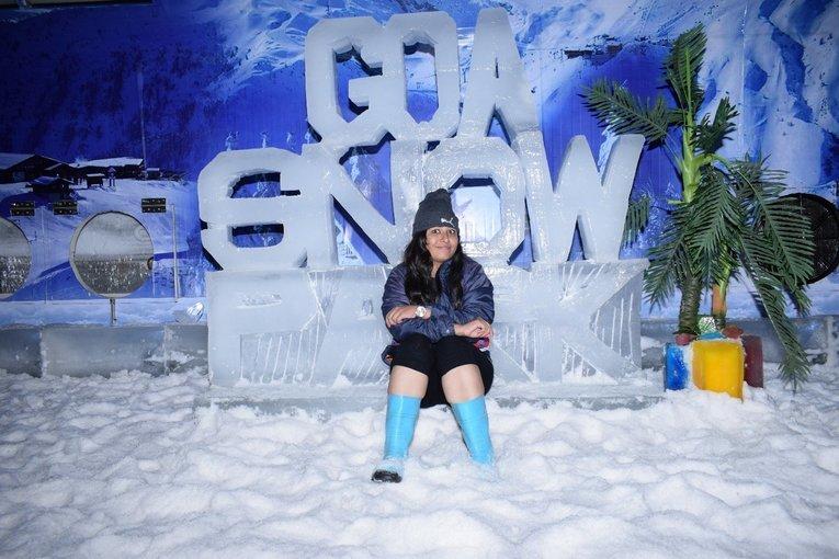 Snow Park Ticket in Goa - Tour