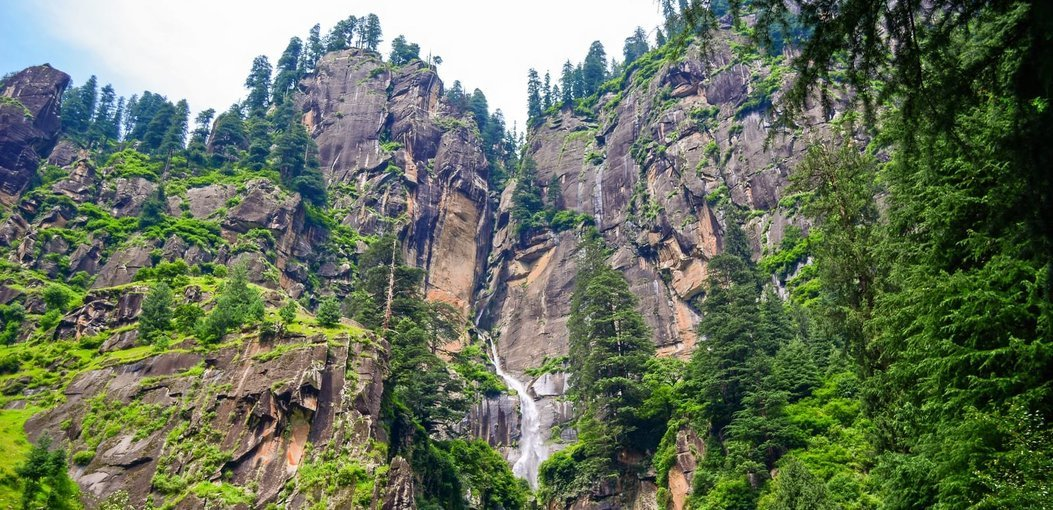 Jogini Waterfall Trek from Manali - Tour
