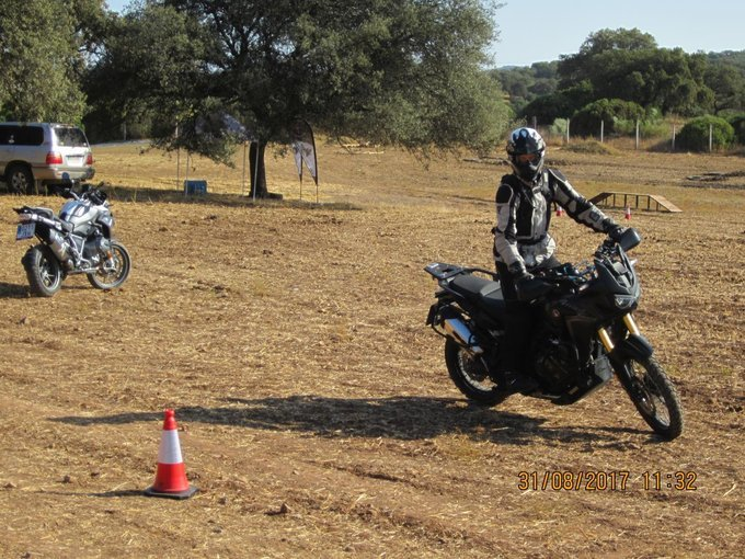 Curso iniciación Trail - Sevilla - 2 días - Tour