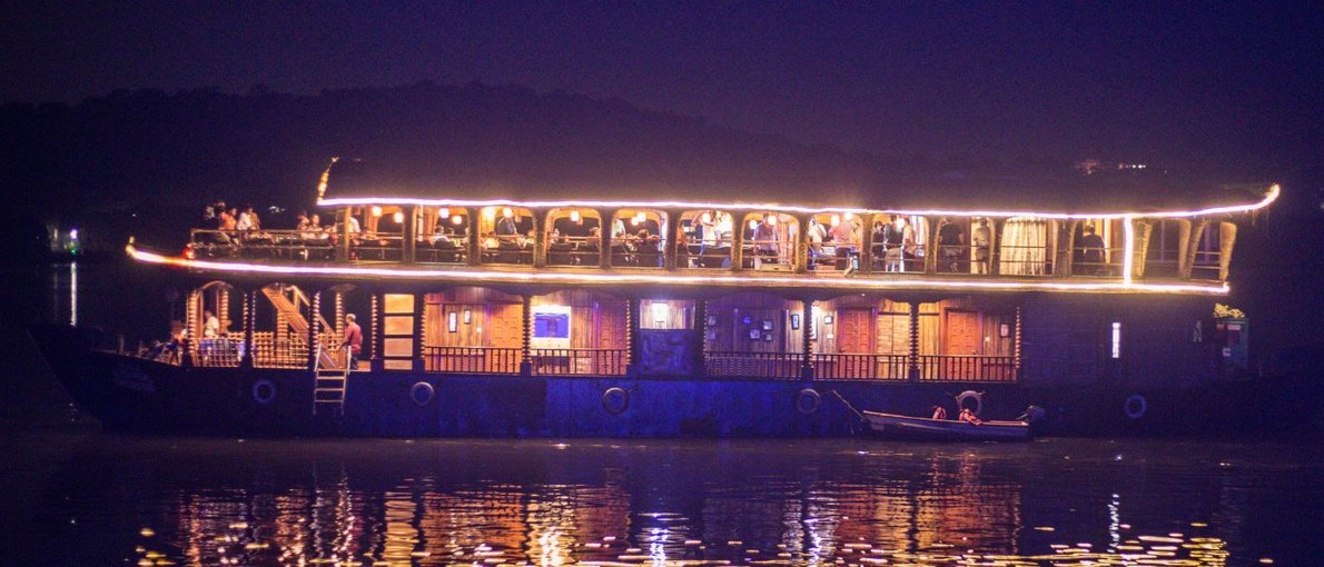 Dinner Cruise in Goa - Tour