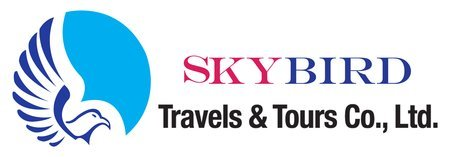 Sky Bird Travels Myanmar Logo