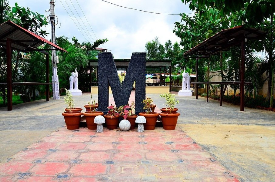 The Meenakshi Resort - Tour
