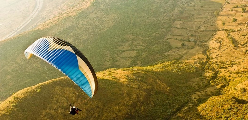 Paragliding Experience in Vagamon from Cochin - Tour