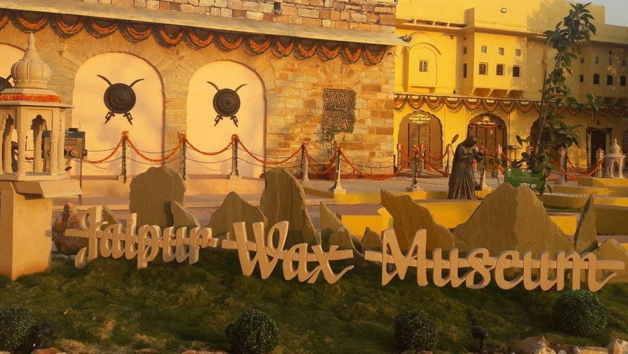 Jaipur Wax Museum Ticket - Tour