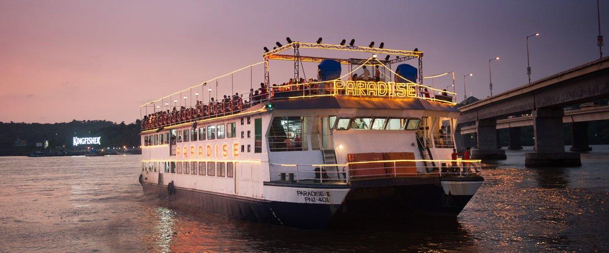 Paradise Cruise Goa - Tour