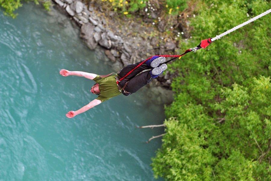 Bungee Jumping in Rishikesh - Tour