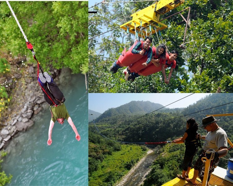 Jumpin Heights Adventure Combo Packages - Tour