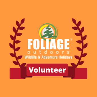 Foliage Outdoors Certified Volunteer