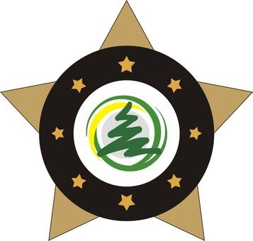 FOLIAGE OUTDOORS STAR BADGES