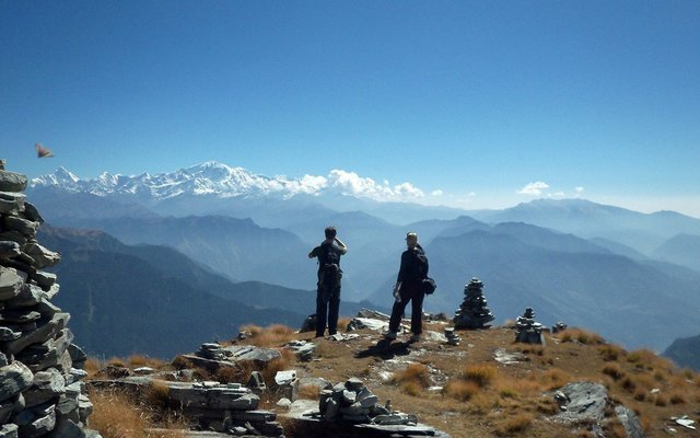 Kunjapuri Trek From Rishikesh - Tour
