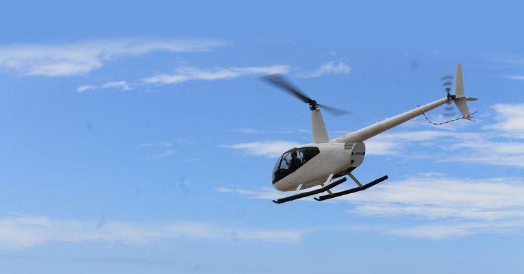Delhi Helicopter Joyride - Tour