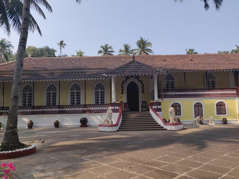 Houses of Goa - Benaulim - Tour