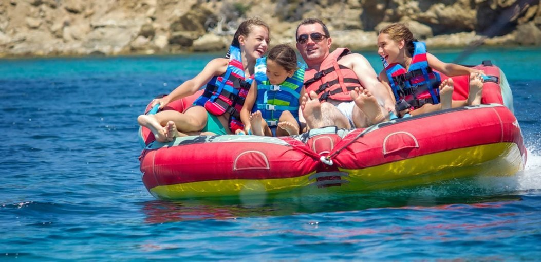 5 in 1 Water Sports Package In North Goa - Tour