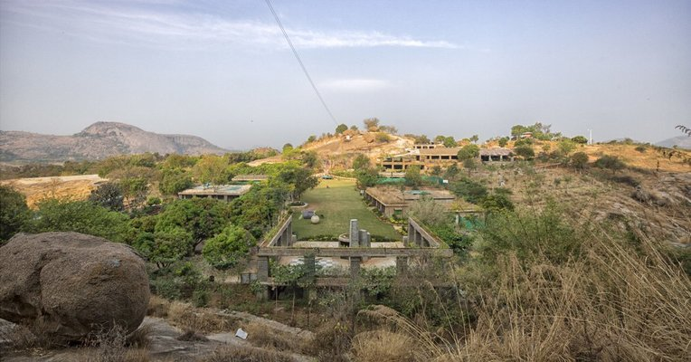 Shilhaandara Resort - Tour