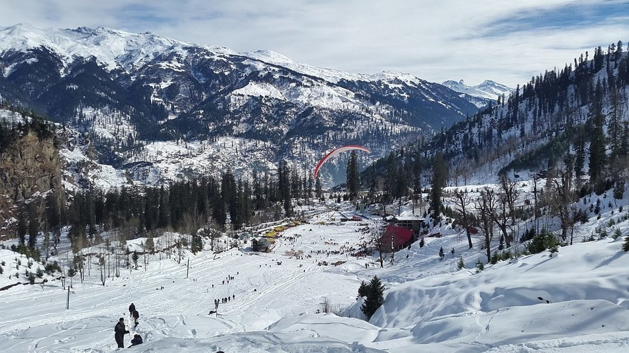 Rohtang Pass and Salong Valley Full day Tour - Tour