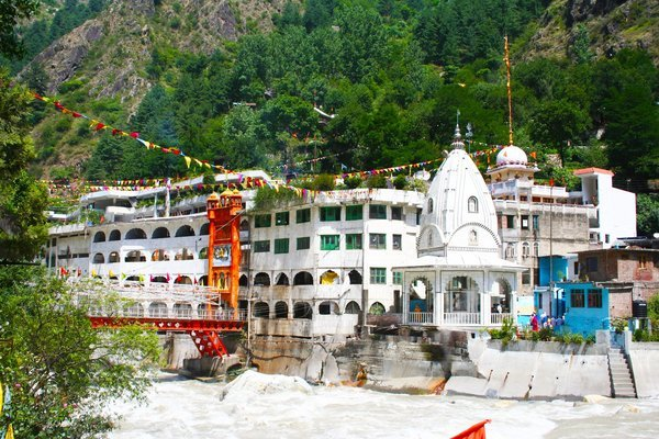 Manikaran Full Day Tour From Manali - Tour