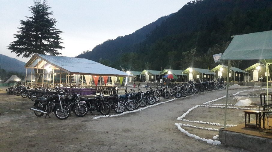 Camping and Trekking Experience in Manali - Tour