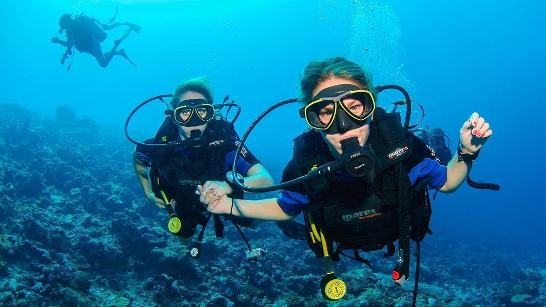 Discover Scuba Diving in Kovalam - Tour
