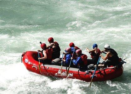 Kolad River Rafting,Mumbai