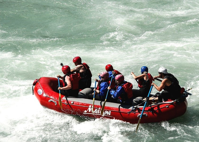 Kolad River Rafting,Mumbai - Tour