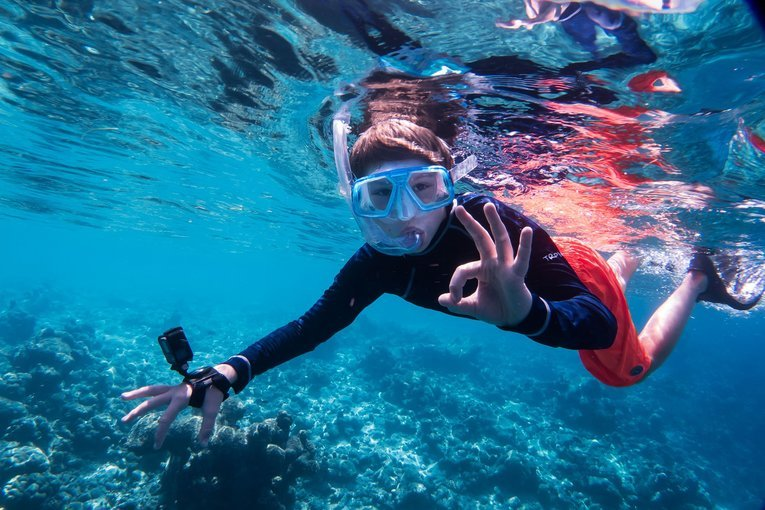 Snorkeling Experience in Kovalam - Tour