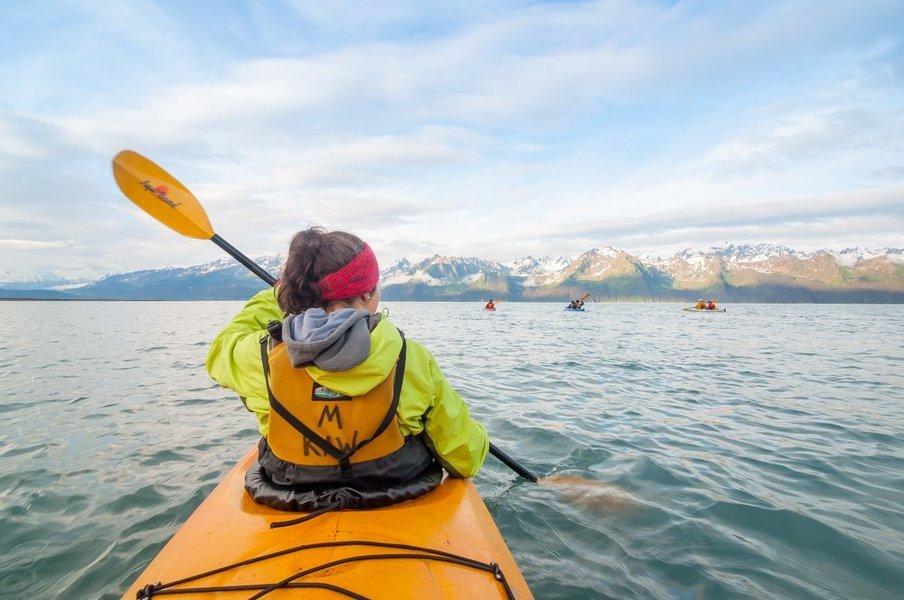 Kayaking Experience in Kovalam - Tour