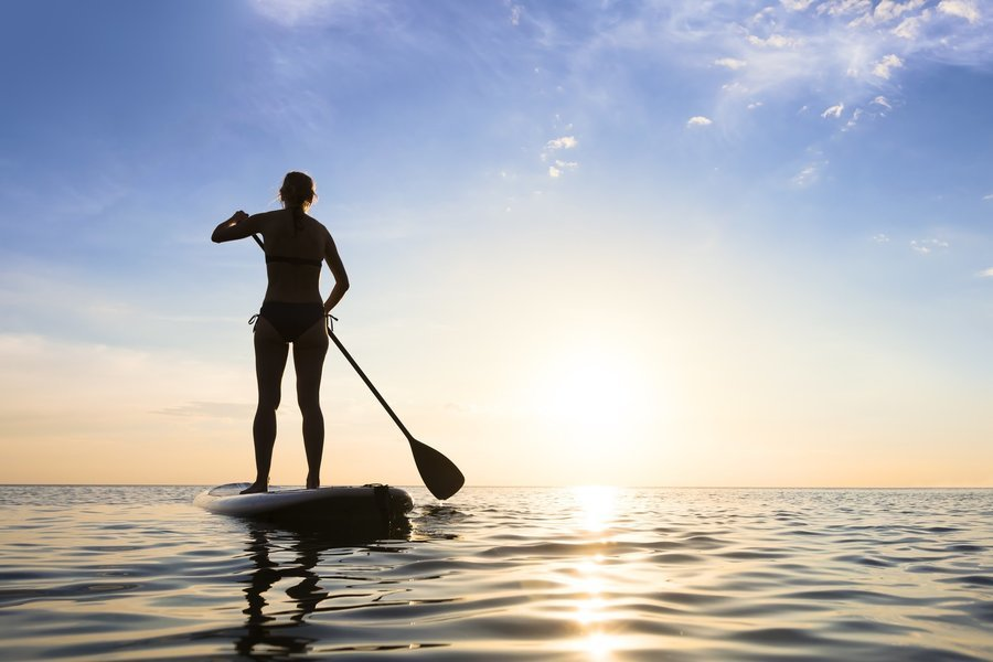 Stand up paddling experience in Kovalam - Tour