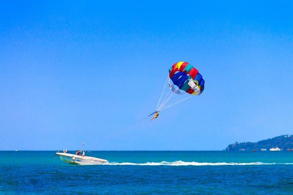 Parasailing Experience in Kovalam - Tour