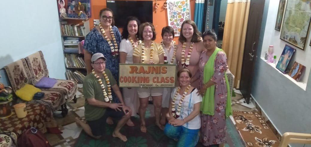 Rajni Cooking Classes - Tour