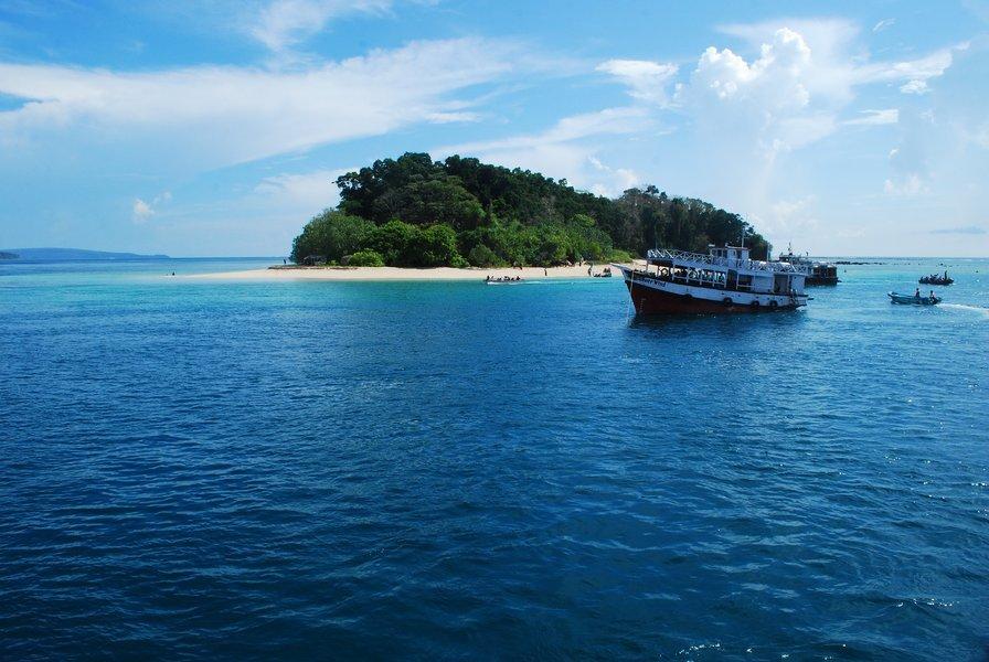 Jolly Bouy Island Trip – Port Blair - Tour