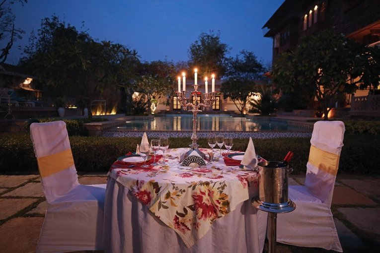 Khaas Bagh Fine Dining Experience - Tour
