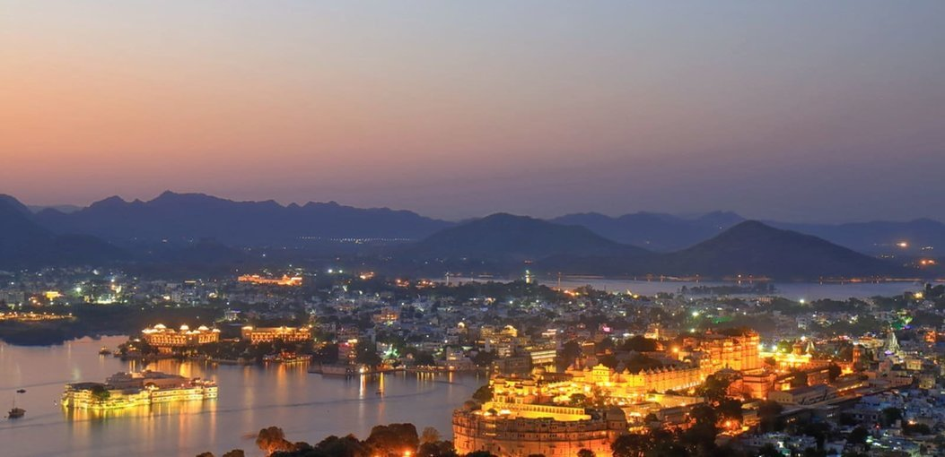 Udaipur Night Walking Tour - Tour