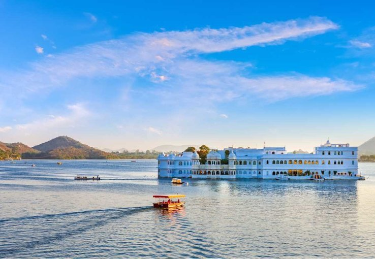 Udaipur Walking Tour - Tour