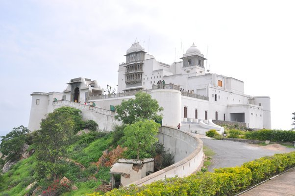 Udaipur Monsoon Palace Half Day Tour - Tour
