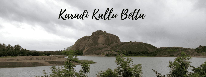 Trek to Karadi Kallu - Tour