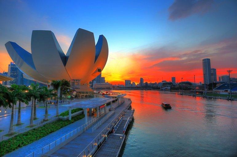 ArtScience Museum at Marina Bay Sands Ticket - Tour