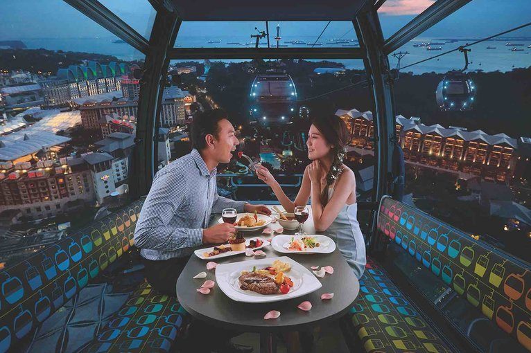 Cable Car Dining - Tour