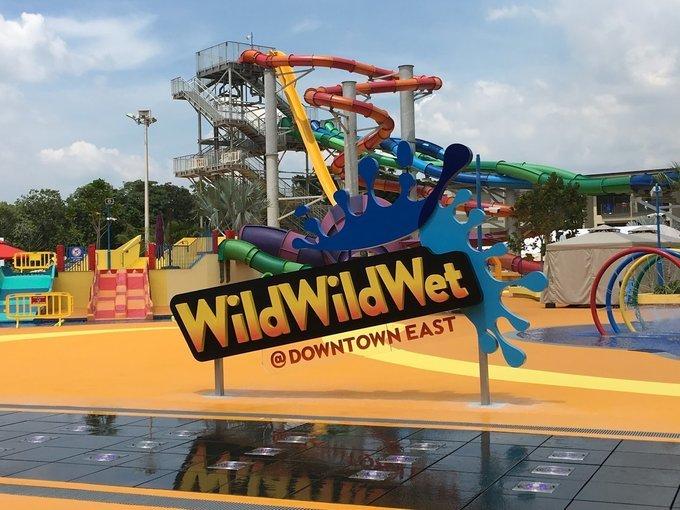 Wild Wild Wet Admission Ticket - Tour