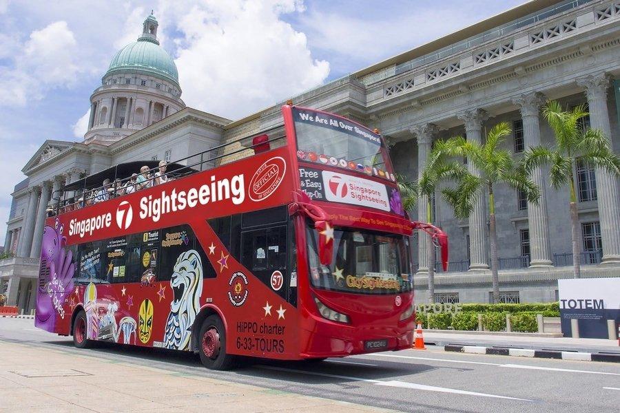 Singapore City Sightseeing Bus Tour - Tour