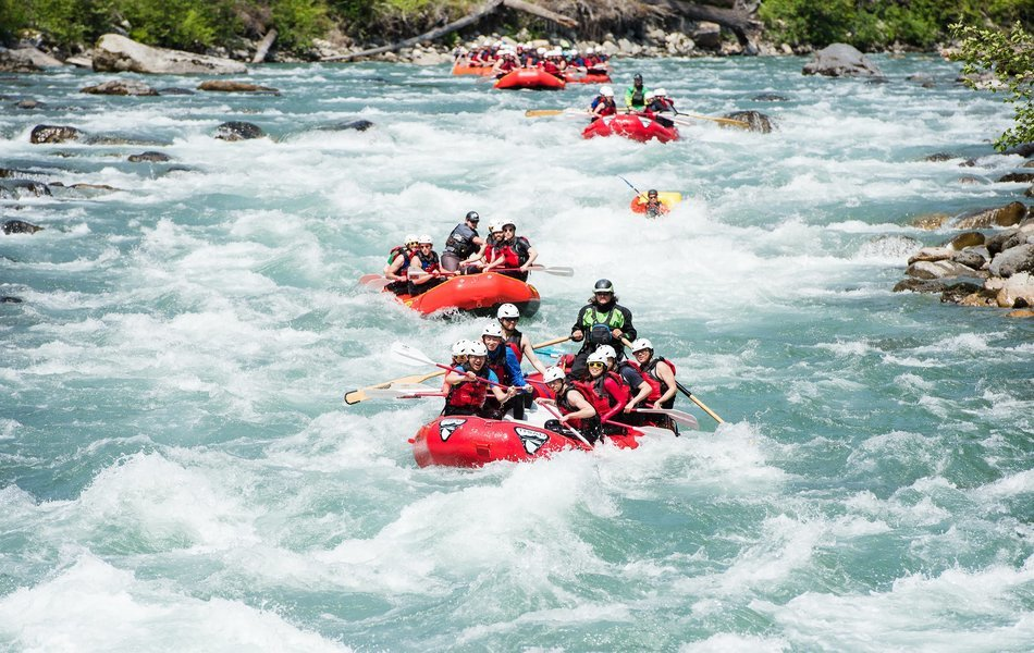 Mhadei River Rafting Experience in Goa - Tour