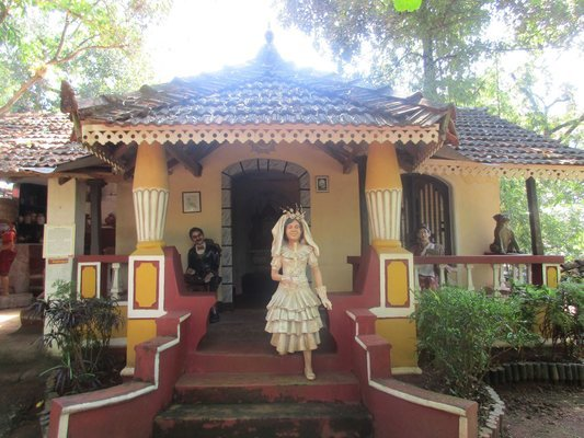 Vintage Goa Private Day Tour - Tour