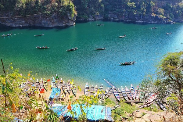 Meghalaya Backpacking Tour - Tour