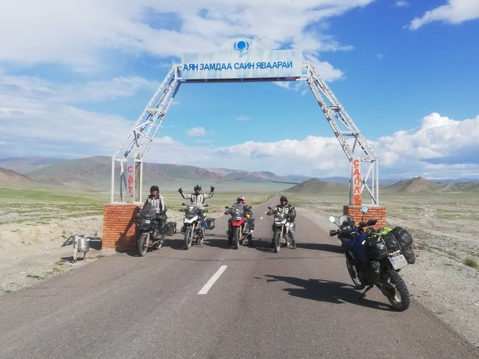 Barcelona - Ulaanbaatar - Rumbo a Mongolia - Tour