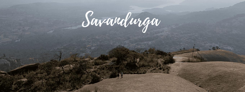 Trek to Savandurga Hill - Tour